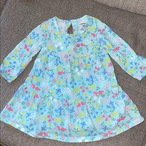 Carter's baby girl 👗 dress 12 months